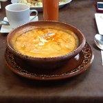 Desayuno Huevos Metepec