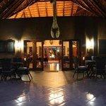 Zenzele Main Lodge Facilities near Pretoria