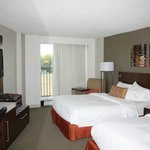 Room - Two double beds