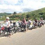On the way to Nha Trang