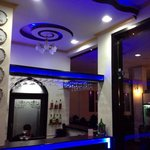 Bar of Hotel Viva Goa International after renovation