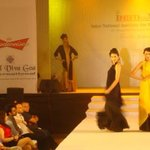 Sponsored fashion show at Goa Marriott by Hotel Viva Goa International