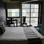 double bedroom + TV room