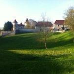 Les fortifications extérieures