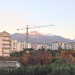 View of Mt. Etna from San Biagio Resort