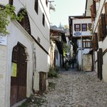 a view from Safranbolu old town
