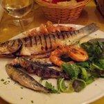Secondo di pesce, piatto ricco e gustoso