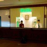 De receptie van Golf 3 Hotel Dalat