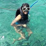 Snorkelling!