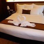 Foto de la cama
