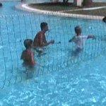 Aquavolley