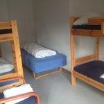 Habitación con capacidad para 8 personas