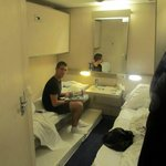 our first cabin in deck 2