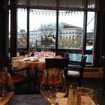 Restaurant Le Beffroi steakhouse, à même l'hôtel