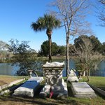 Gravesite of CSA Gen. James Conner at Magnolia Cemetery in Charleston, S.C.