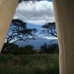 Tent view - Kilimanjaro