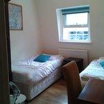 Twin room 302