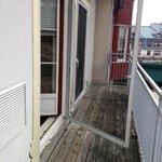 Balcony # 1