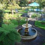 Angra Garden Hotel - Vista do jardim