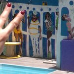 Pool - Rio Forest Hostel