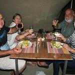 Photo de Nyeusi Resto - Lounge & Garden