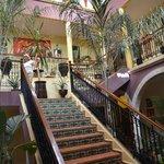 die schmucke Treppe