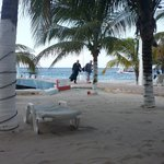 Beach/dock