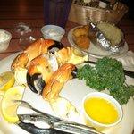 Stone Crab Dinner