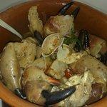 Granchio al rosmarino, crab
