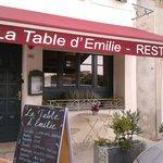 La table d'émilie
