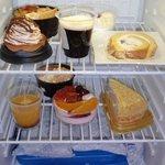 Dessert fridge