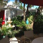 Villa Venice pool area