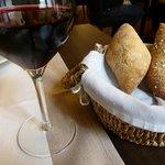 le pain et le vin : hummmm
