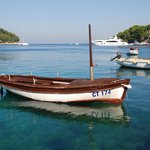 Nice old boat in the Cavtat Harbour