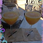 Happy Hour Mimosas
