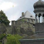 Старая крепость Сайн
