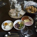 Desayuno en Oh Casa Sintra