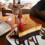 Excellent dessert-named Impossible cake