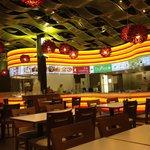 Hier kun je lekker eten