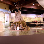 Camp Circle Exhibit, Akta Lakota Museum