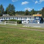 Round Up Motel - Clinton - British Columbia