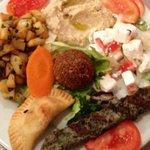 Assiette de Mezze