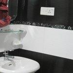 Badezimmer Einzelzimmer