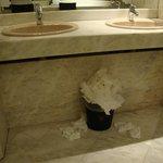 baño publico Recepción
