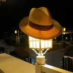 hang your hat up at Agora