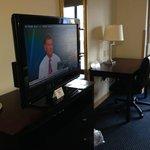 TV & Writing Desk