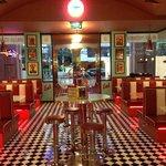 great diner look