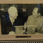 Es emocionante vivir de cerca en fotos al Gran Lider Mao Zedong