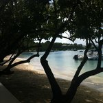 Cruz Bay from High Tide