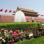 Luminoso dia para sentir lo mejor de la historica China.